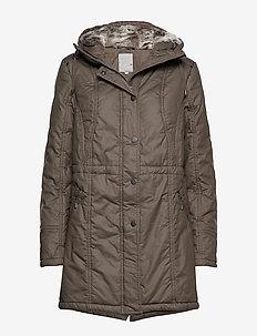 FRESWALK 1 Outerwear - parkacoats - major brown