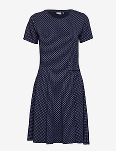 FREMDOTTON 2 Dress - GRAPHIC - MARITIME BLUE MIX