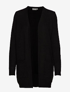 FREMALLY 1 Cardigan - BLACK