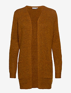 FREMALLY 1 Cardigan - GINGER BREAD MELANGE