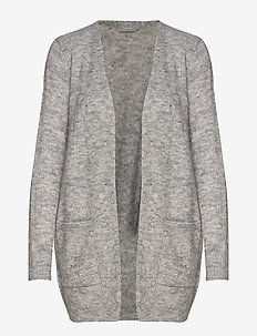 FREMALLY 1 Cardigan - LIGHT GREY MELANGE