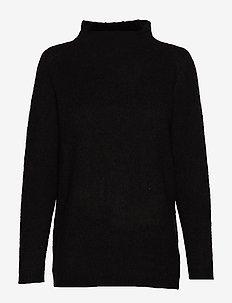 FREMALLY 2 Pullover - BLACK