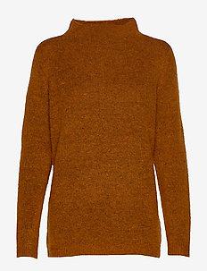 FREMALLY 2 Pullover - GINGER BREAD MELANGE