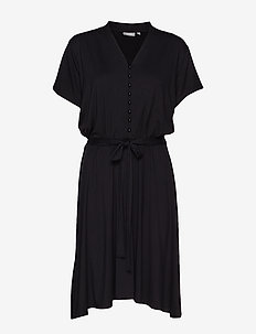 FREMDRESS 1 Dress - BLACK