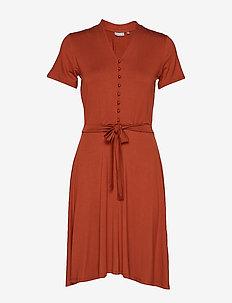 FREMDRESS 1 Dress - GINGER BREAD