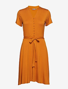 FREMDRESS 1 Dress - INCA GOLD