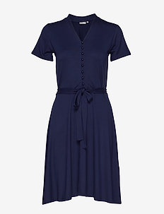 FREMDRESS 1 Dress - MARITIME BLUE