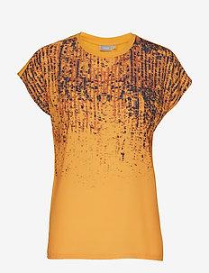 FREMCAOS 1 T-shirt - GRAPHIC - AUTUMN BLAZE MIX