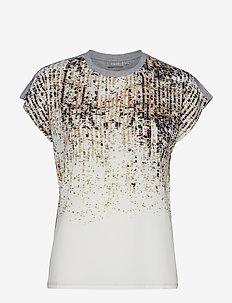 FREMCAOS 1 T-shirt - GRAPHIC - AUTUMNAL MIX