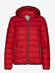 Zadown 7 Outerwear - POMPEIAN RED