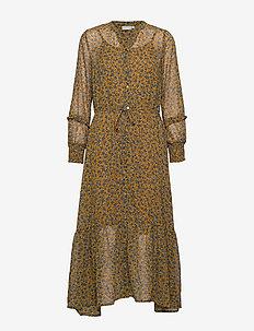 FRFACHIF 1 Dress - TAPENADE MIX