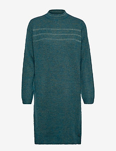 FRFIALLY 3 Dress - REFLECTING POND MELANGE