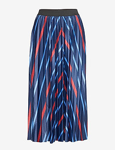 FREMGRAFIC 1 Skirt - MARITIME BLUE MIX