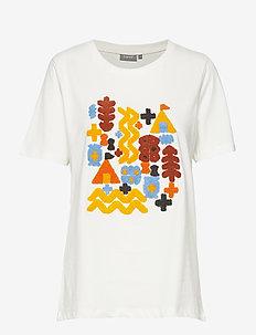 FREMTEE 1 T-shirt - ANTIQUE