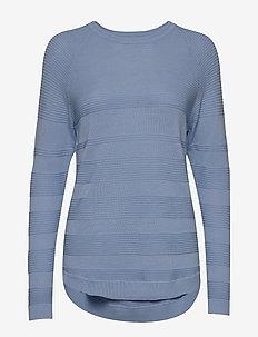 FXTONE 1 Pullover - BRUNNERA BLUE