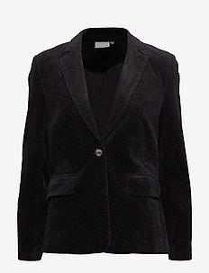 FRFACORDUROY 1 Blazer - BLACK