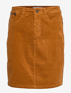 FRFACORDUROY 3 Skirt - CATHAY SPICE
