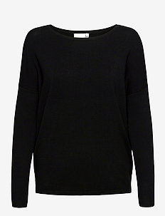 ZUVIC 175 Pullover - jumpers - black
