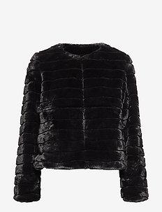 FRGAFUR 1 Jacket - BLACK