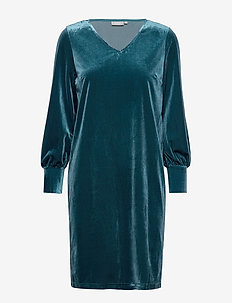 FRGIVELVET 1 Dress - REFLECTING POND