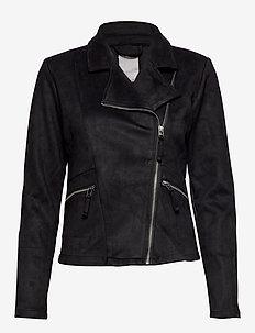 FRFISUEDE 1 Jacket - BLACK
