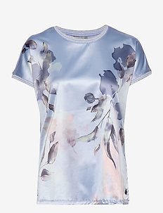 FRHIMIXFLOWER 1 T-shirt - BRUNNERA BLUE MIX