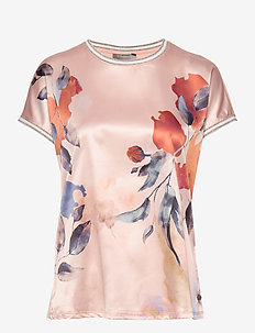FRHIMIXFLOWER 1 T-shirt - ENGLISH ROSE MIX