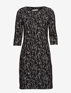 FRFIVAM 1 Dress - BLACK MIX