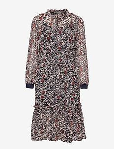 FRHACHIF 1 Dress - DARK PEACOAT MIX