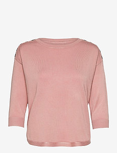 ZUBASIC 114 Pullover - jumpers - misty rose