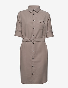 FRIPJUMP 2 Dress - shirt dresses - string