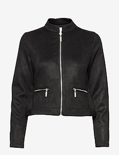 FRGISUEDE 1 Jacket - BLACK