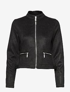 FRGISUEDE 1 Jacket - BLACK