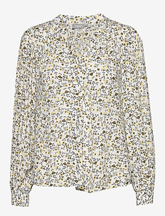 FRIPCRINKLE 2 Top - long sleeved blouses - antique mix