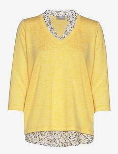 FRITREXAN 1 Blouse - blouses lange mouwen - snapdragon melange