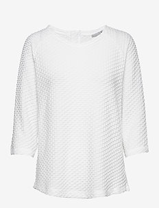 FRITJACQ 1 T-shirt - long-sleeved tops - antique