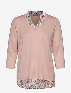 FRHIREXAN 1 Blouse - ENGLISH ROSE MELANGE