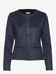 FRHISUEDE 1 Jacket - DARK PEACOAT