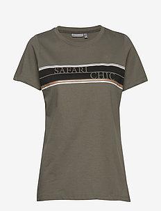 FRITORGANIC 3 T-shirt - HEDGE