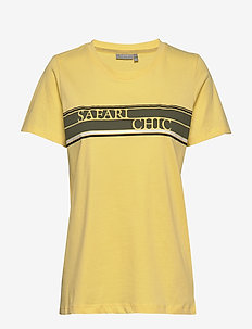 FRITORGANIC 3 T-shirt - SNAPDRAGON