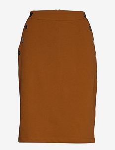 FRGISUIT 2 Skirt - CARAMEL CAFé
