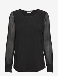 FRGIFANCY 2 Blouse - BLACK