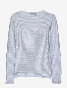 FRHIRIDGE 1 Pullover - BRUNNERA BLUE MELANGE