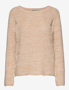FRHIRIDGE 1 Pullover - SESAME MELANGE