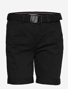 FRJOCAMO 2 Shorts - casual shorts - black