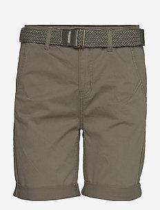 FRJOCAMO 2 Shorts - casual shortsit - hedge