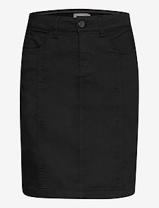 FRJOTWILL 3 Skirt - short skirts - black