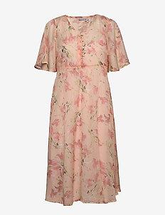 FRIPCHIFLOW 1 Dress - midi dresses - english rose mix