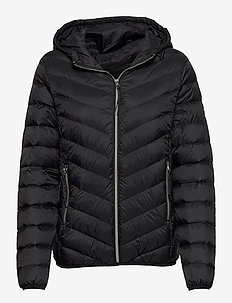 FRLADOWN 2 Outerwear - padded jackets - black