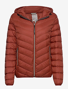 FRLADOWN 2 Outerwear - padded jackets - burnt henna